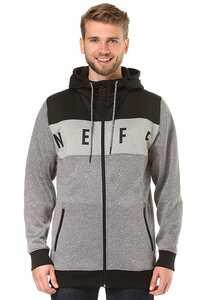 NEFF Flint Shredder - Kapuzenjacke für Herren - Grau