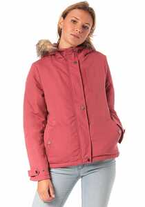 Vila Vitrust Short - Jacke für Damen - Rot