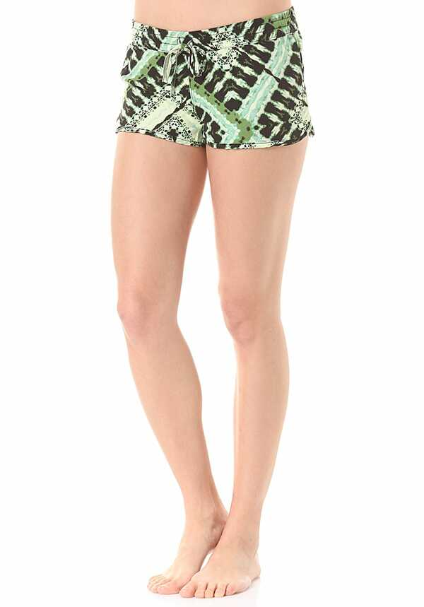 Hurley Beachrider Woven - Shorts für Damen - Grün