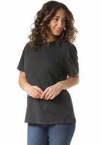 Cheap Monday Standard Used Washed - T-Shirt für Damen - Schwarz