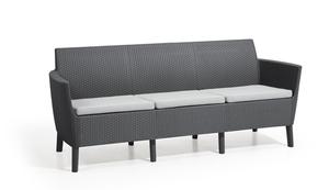 Salemo 3er Sofa