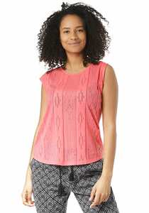 Rip Curl Moon Tide - T-Shirt für Damen - Pink