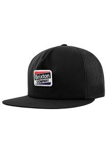 BRIXTON Worden Mesh Trucker Cap - Schwarz