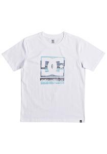 DC Rusted Panel - T-Shirt für Jungs - Weiß