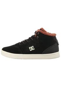 DC Crisis High Wnt Sneaker - Schwarz