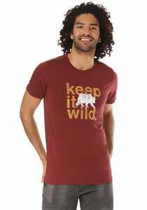 Columbia Miller Valley - T-Shirt für Herren - Rot