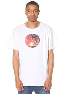 Light Palmdot - T-Shirt für Herren - Weiß