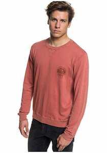 Quiksilver Miyakoreef - Sweatshirt für Herren - Rot