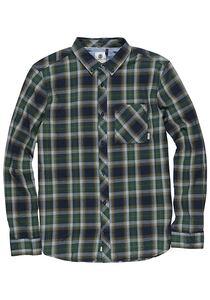 Element Buffalo L/S - Hemd für Herren - Grün