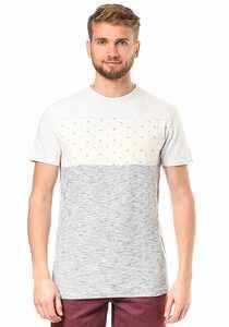 Quiksilver Castle Crew - T-Shirt für Herren - Grau