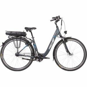 Fischer E-Bike City ECU 1401-S1 Anthrazit matt