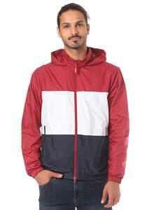 NIKE SB Dry Stripe - Trainingsjacke für Herren - Rot