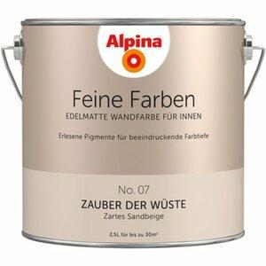 Alpina Feine Farben No. 7 Zauber der Wüste edelmatt 2,5 l
