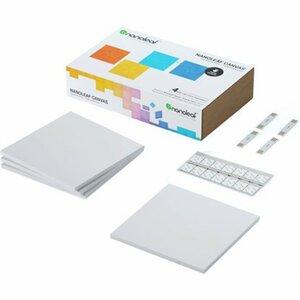 Nanoleaf Canvas Starter Kit Rythm Touch 4er Pack EEK: B