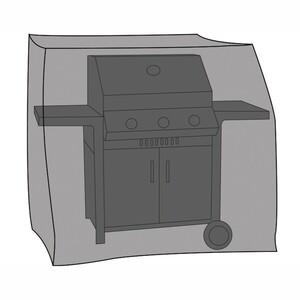 Schutzhülle Deluxe für Elektro/Gas/Gartengrill Polyester Oxford anthrazit