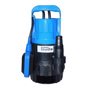 Schmutzwassertauchpumpe Güde GS4000 Tauchpumpe Wasserpumpe Gartenpumpe Pumpe