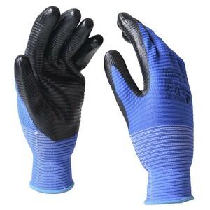 "Handschuhe Gr. M 8"" Aqua Grip Nitril"