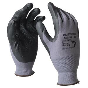 "Handschuhe Gr. L 9"" PU Nitril"