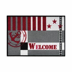 home24 Fussmatte Metropolitan Welcome Marine