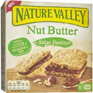Nature Valley Nut Butter Kakao Haselnuss Biscuit-Keks 1.97 EUR/100 g