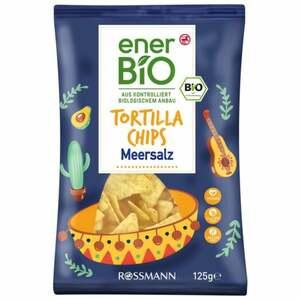 enerBiO Tortilla Chips Meersalz 1.03 EUR/100 g