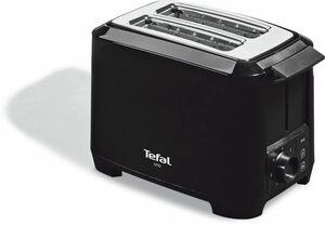 Tefal UNO Toaster, schwarz