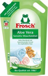 Frosch Vollwaschmittel flüssig Aloe-Vera 20 W