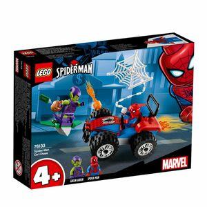 LEGO®Sortiment - Lego Marvel Super Heroes 76133 - Spider-Man Verfolgungsjagd