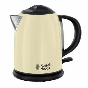 Russell Hobbs 20194-70 Kompakt-Wasserkocher Colours Plus+ Classic Cream
