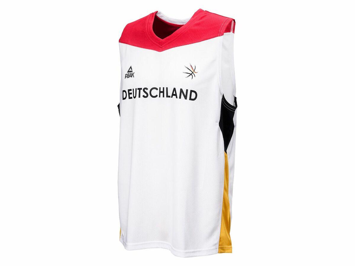 Bild 1 von PEAK Basketballtrikot Deutschland Heim