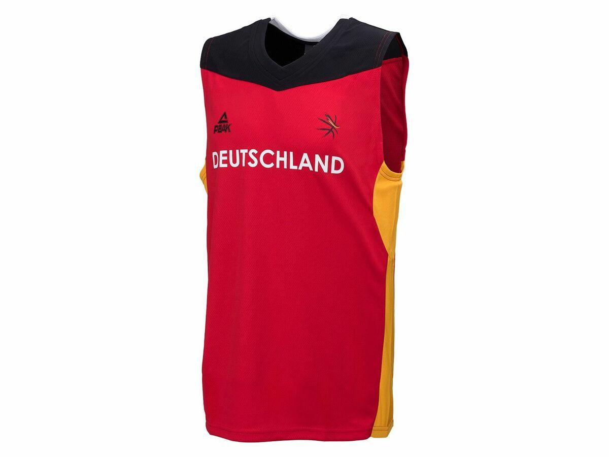 Bild 1 von PEAK Basketballtrikot Deutschland Auswärts
