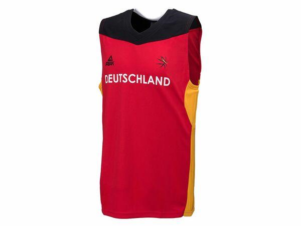 PEAK Basketballtrikot Deutschland Auswärts