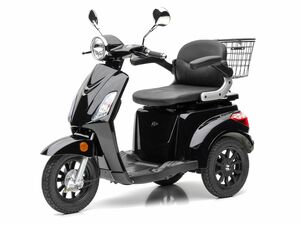 Nova Motors Motorroller Bendi Elektromobil schwarz
