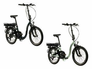 Llobe E-Bike Devron Citybike 20122, 20 Zoll