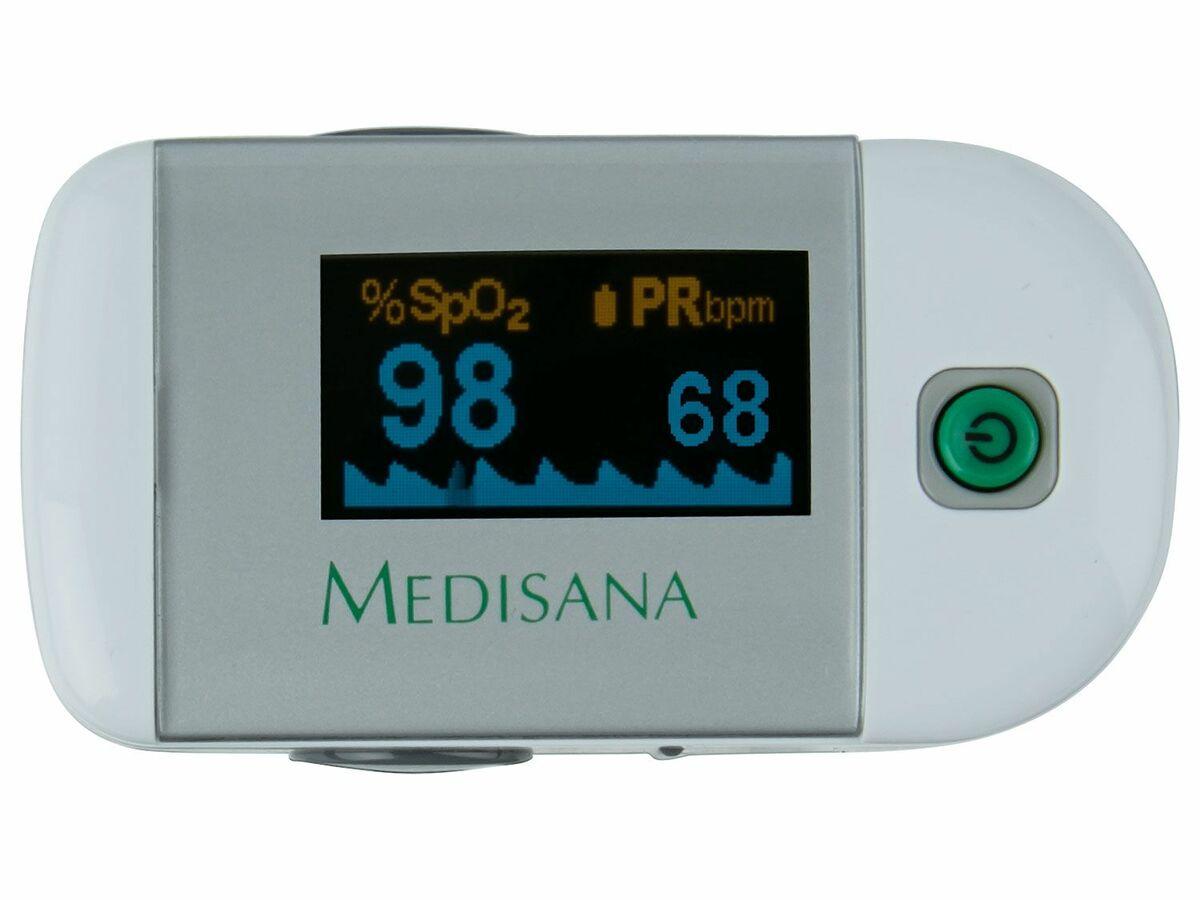 Bild 1 von MEDISANA Pulsoximeter PM A10