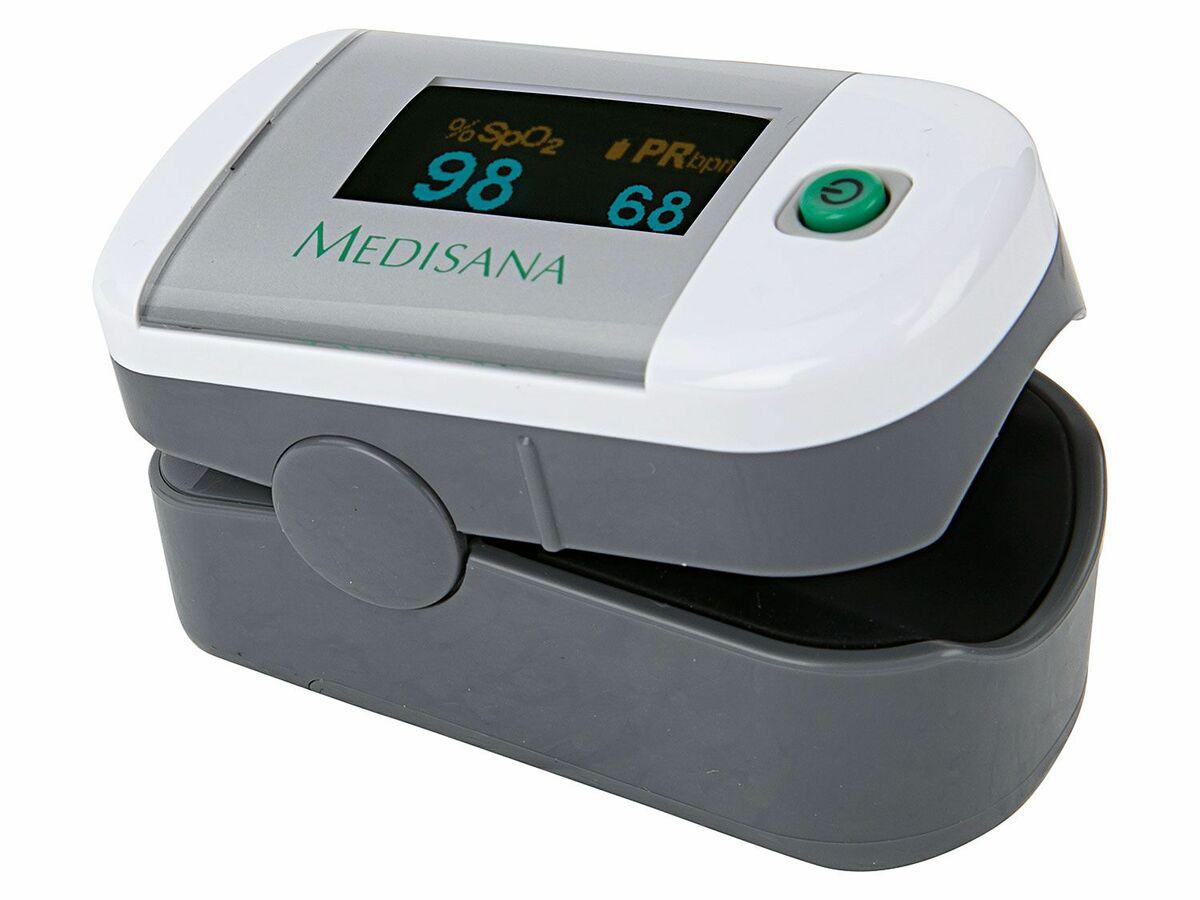 Bild 2 von MEDISANA Pulsoximeter PM A10