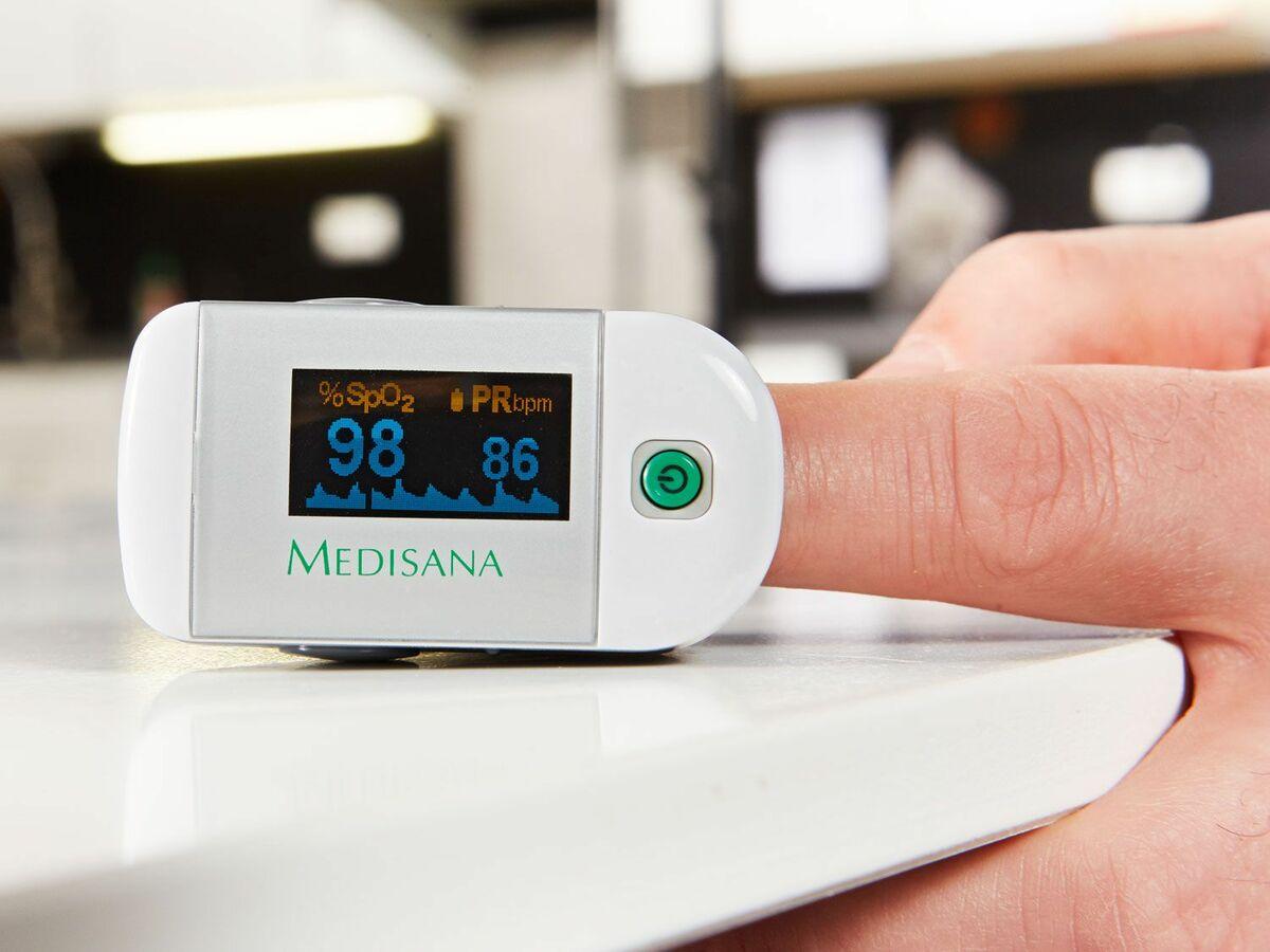 Bild 3 von MEDISANA Pulsoximeter PM A10