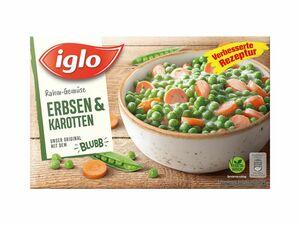 Iglo Rahm-Gemüse