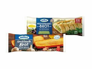 Meggle Knoblauch-/Mediterranes Brot
