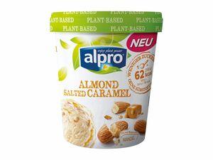 Alpro Eiscremealternative auf Sojabasis