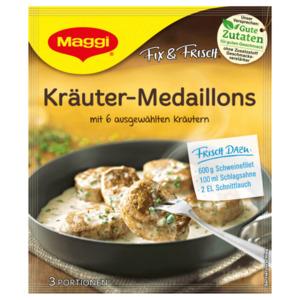 Maggi fix & frisch Kräuter-Medaillons 41g