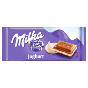 Milka Schokolade Joghurt 100g