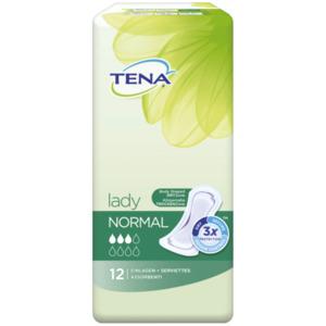 Tena Lady Einlagen Normal für leichte Blasenschwäche 12 Stück