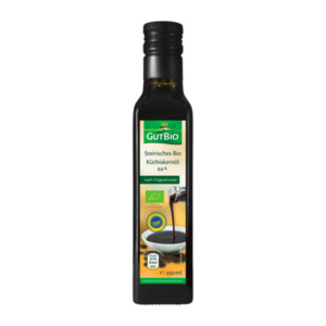 GUT BIO     Steirisches Bio-Kürbiskernöl g.g.A.