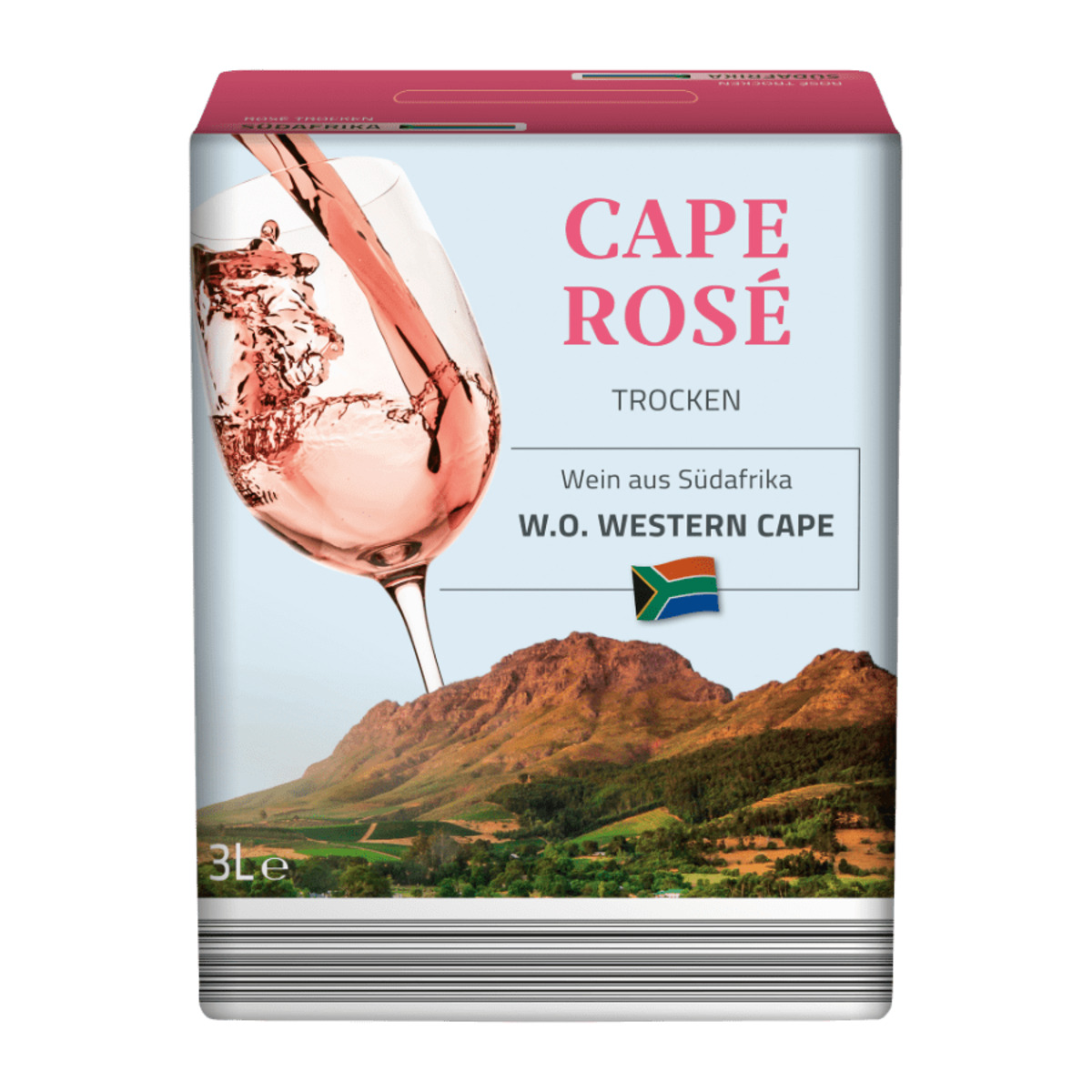Cape Rosé von Aldi Nord ansehen!