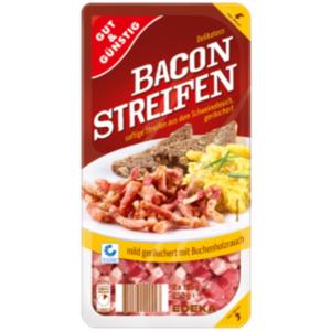 Gut & Günstig Delikatess Bacon Streifen