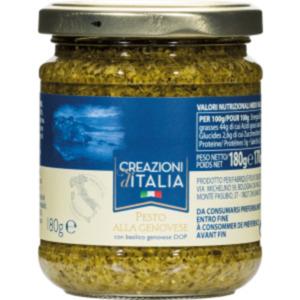 Creazioni d'Italia Pesto alla Genovese