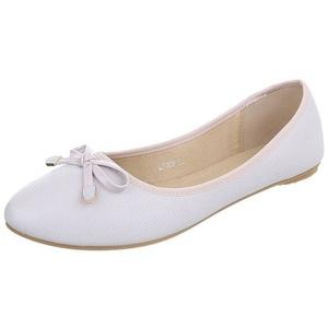 Edelnice Ballerinas L7309 beige für Damen