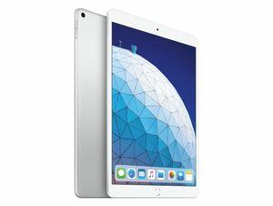 Apple iPad Air mit WiFi, 64 GB, 2019, silber
