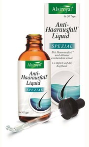 Alsiroyal  Anti-Haarausfall Liquid Spezial